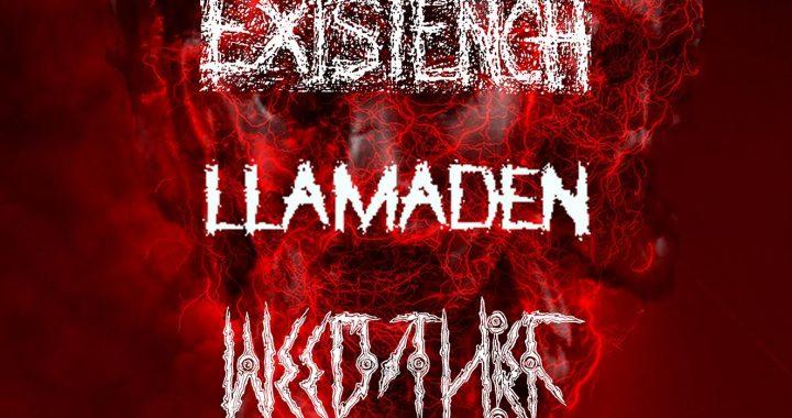 Cottus + Existench + Llamaden + Weedthief + Kenopsia