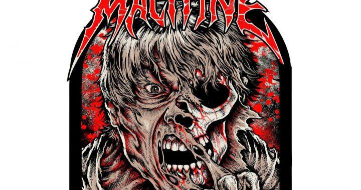 "Doom Machine ""The War Inside"" Album Review by Rock Metal Fiend"