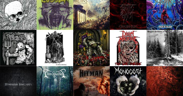 Maritime Metal Albums Of 2018