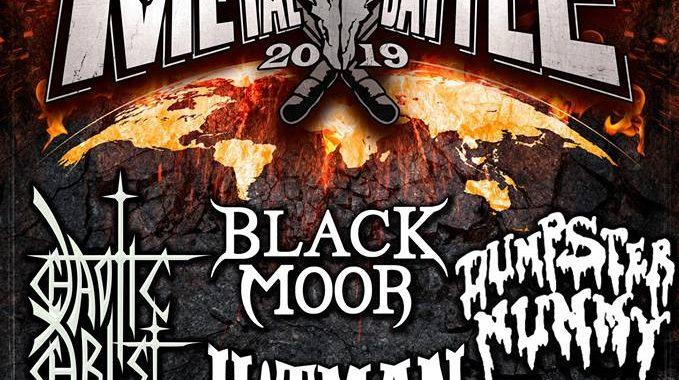 Wacken Metal Battle: Black Moor + Dumpster Mummy + Hitman + Chaotic Christ in Halifax NS