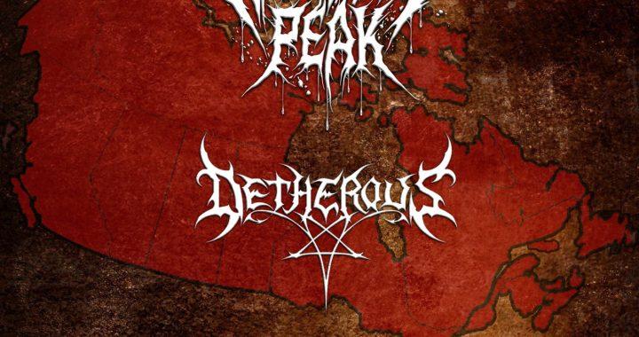 Widow's Peak + Detherous in Charlottetown PEI